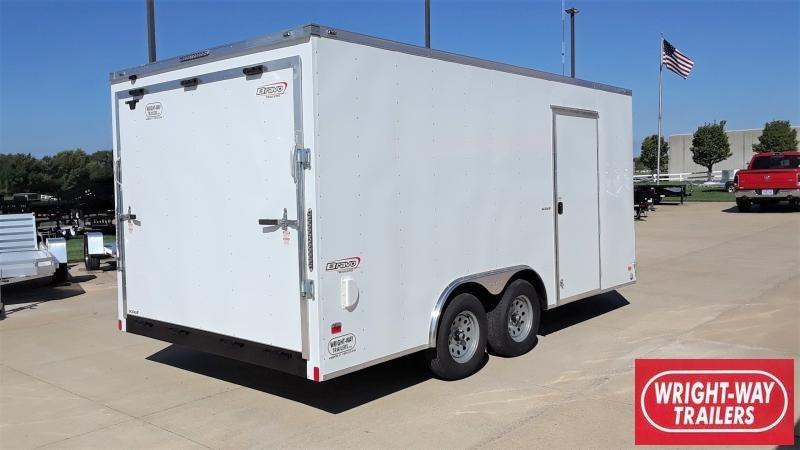 2020 Bravo Trailers 8.5x16 SCOUT Enclosed Cargo Trailer