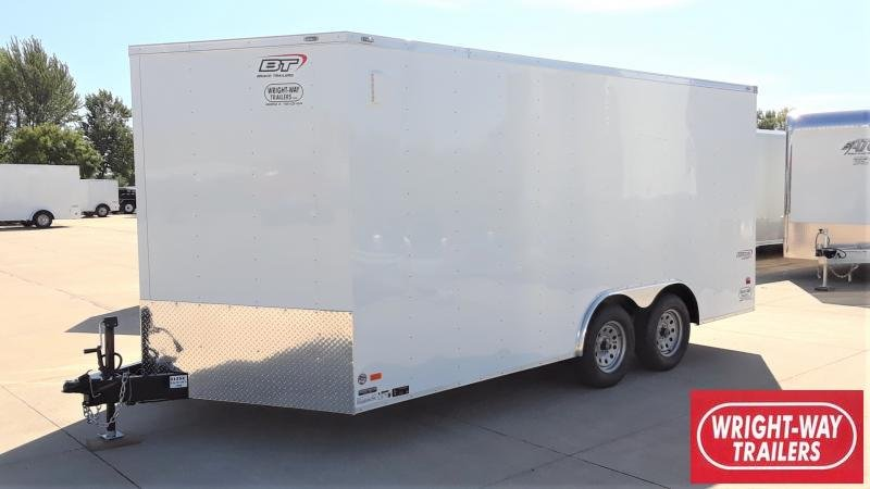 2020 Bravo Trailers 8.5x16 SCOUT Enclosed Cargo Trailer