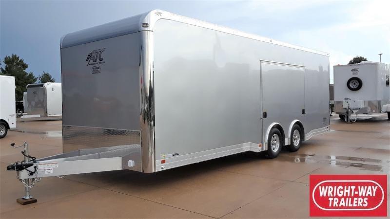 ATC QUEST 24' Aluminum Car / Racing Trailer