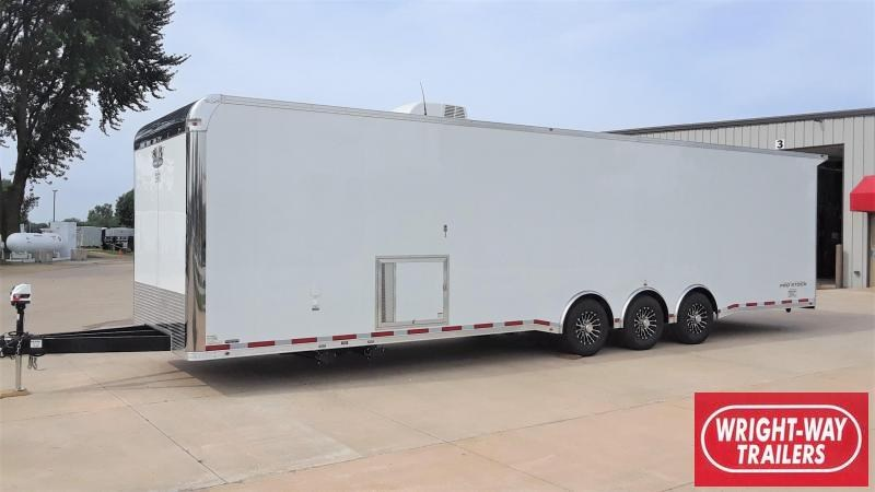 2019 Vintage 34' Car / Racing Trailer