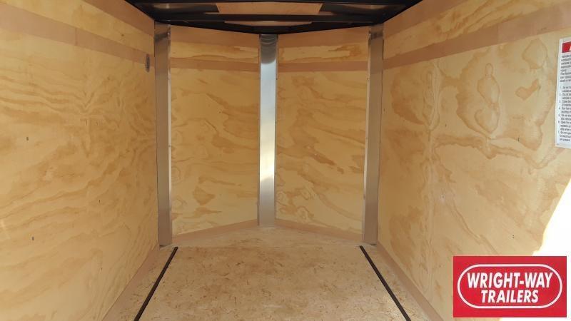 2020 United Trailers V NOSE ENCL UTILITY Enclosed Cargo Trailer