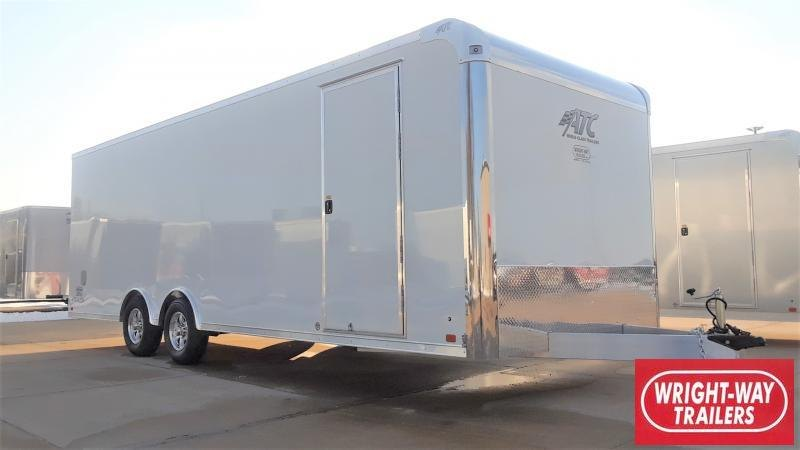 2020 ATC 24' RAVEN ALUMINUM CAR Car / Racing Trailer
