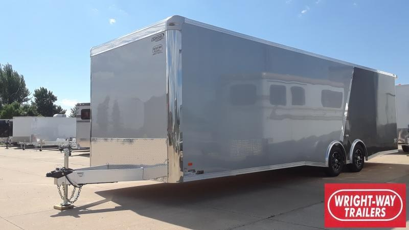 2020 Bravo Trailers 8.5 X 28 SILVER STAR Car / Racing Trailer