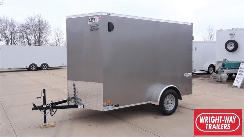 2020 Bravo Trailers 6X10 CARGO Enclosed Cargo Trailer