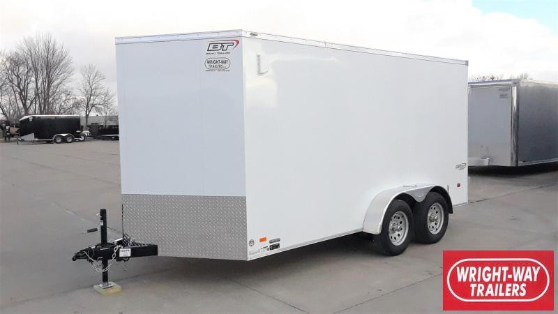 Bravo 7X14 Enclosed Cargo Trailer