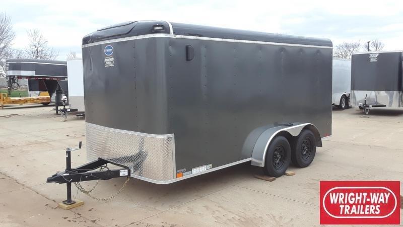 2019 United 7X14 Enclosed Cargo Trailer