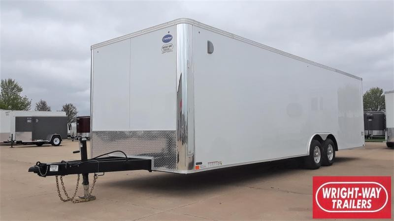 2020 United 28' Car / Racing Trailer