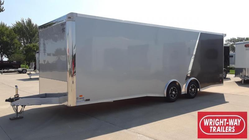 2020 Bravo 8.5X24 Car / Racing Trailer Aluminum
