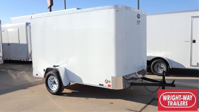 United Trailers 6X10 Enclosed Cargo Trailer
