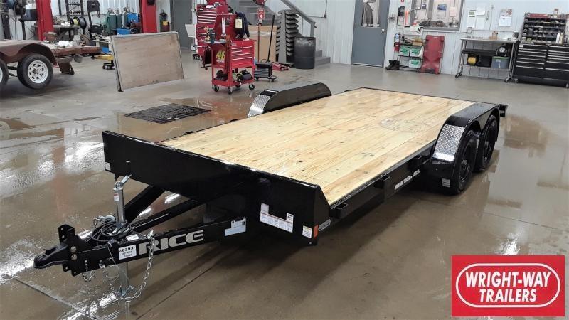 2020 Rice CAR HAULER 16+2 Car / Racing Trailer