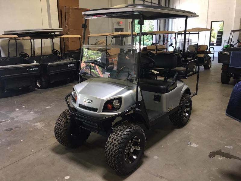 2019 E-Z-GO Express S4 Electric  Golf Cart