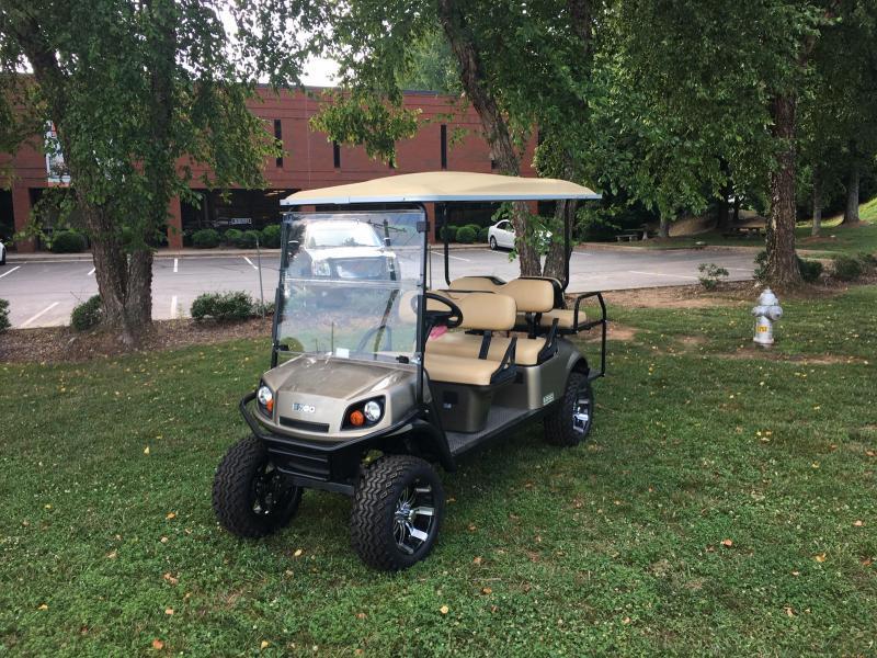 2019 E-Z-GO Express L6 Gas Golf Cart