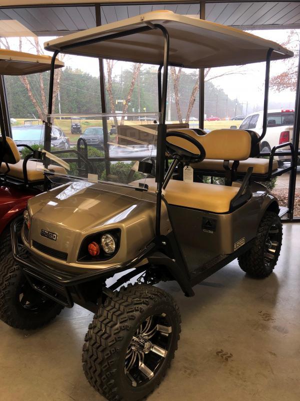 2019 E-Z-GO Express S4 Golf Cart