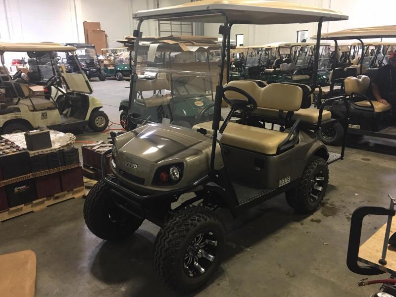 2019 E-Z-GO Express S4 Gas Golf Cart