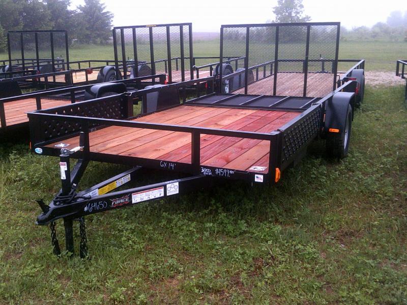 2019 Forest River Inc. USASG6514SA Material Handling