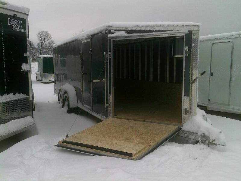 7X27 2019 Stealth Trailers APACHE Material Handling