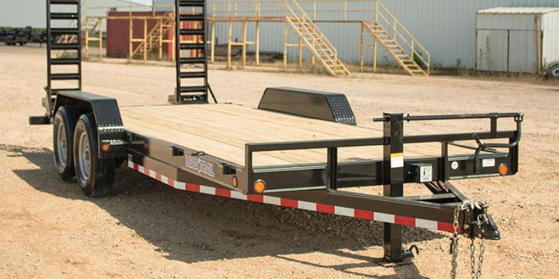 2019 Load Trail 18SKID Utility Trailer