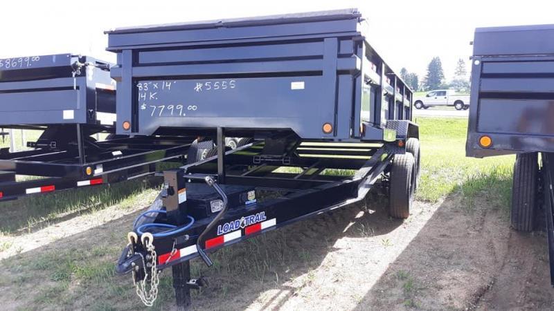 2020 Load Trail DUMP Material Handling