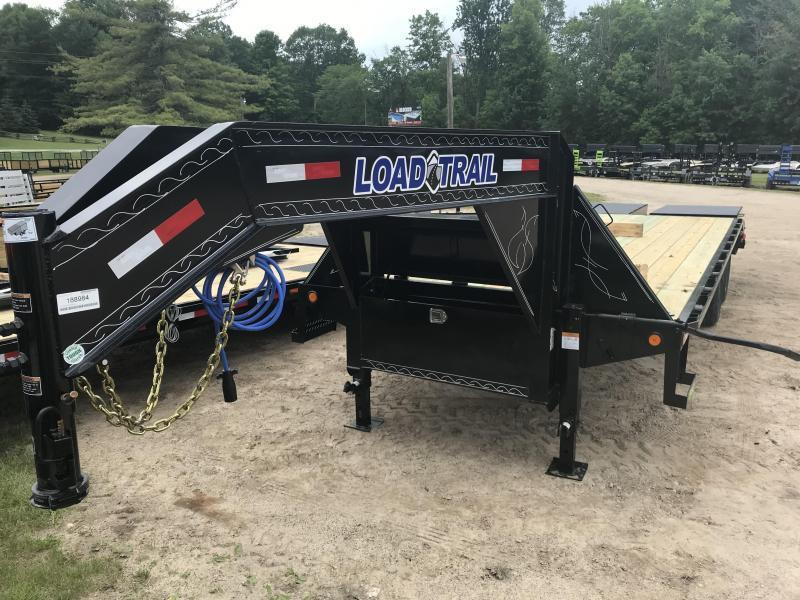 2019 Load Trail 20GOOSE14K Utility Trailer