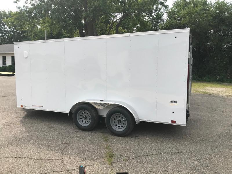 2020 Look Trailers STLC Enclosed Cargo Trailer