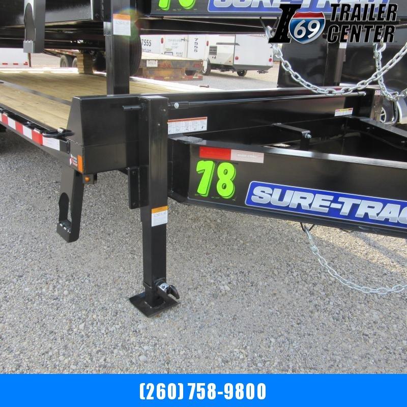 2020 Sure-Trac 8.5x20 LowPro Deckover Tandem BP 15K