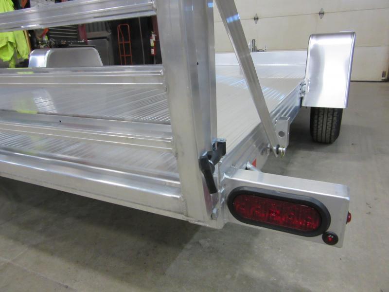 2020 Bear Track Products BTU82144S Utility Trailer