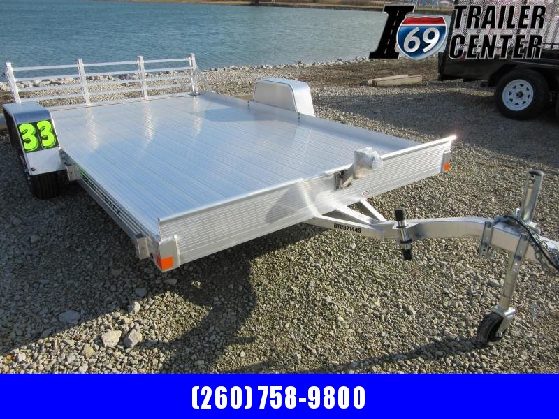 2020 Bear Track Products BTU82144S Utility Trailer