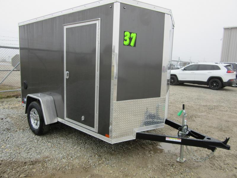 2020 Sure-Trac 6 x 10 Pro Series Wedge Cargo SA