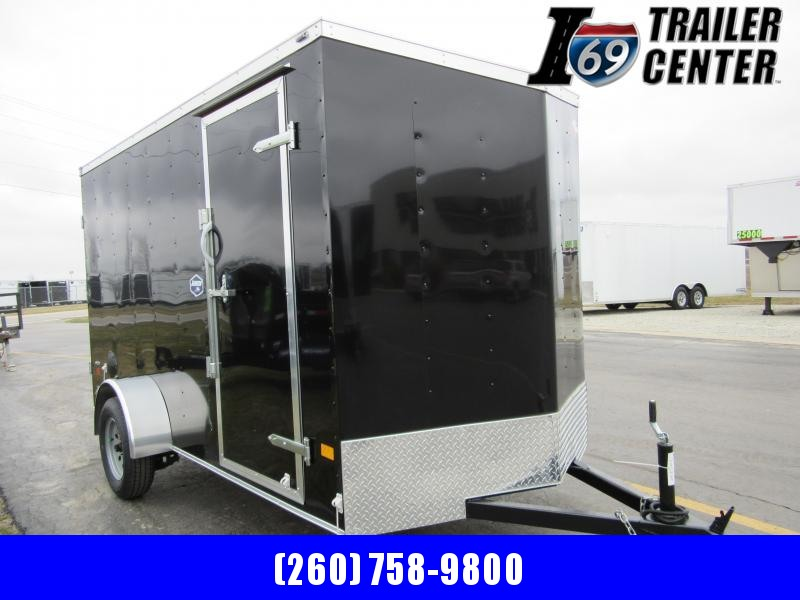 2020 American Hauler Arrow 6 x 12 single axle Enclosed Cargo Trailer
