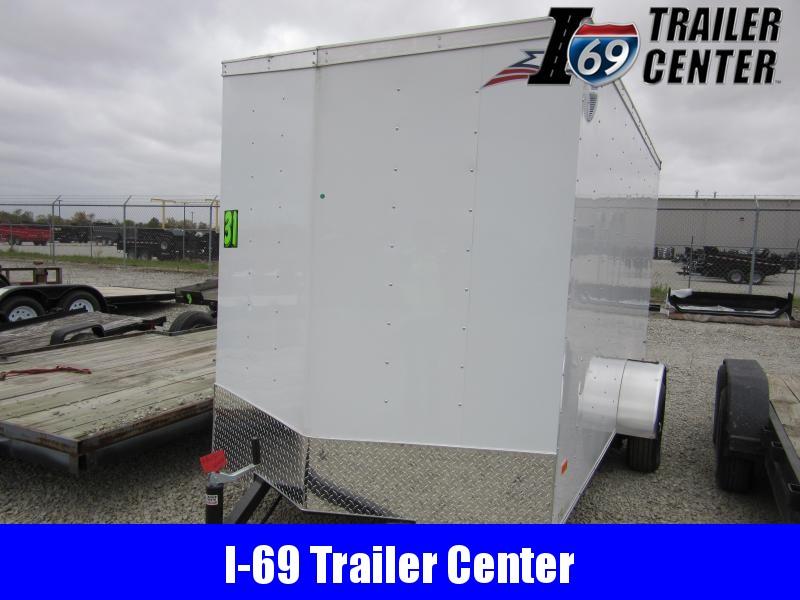 2020 American Hauler Industries AR612SA Arrow Enclosed Cargo Trailer