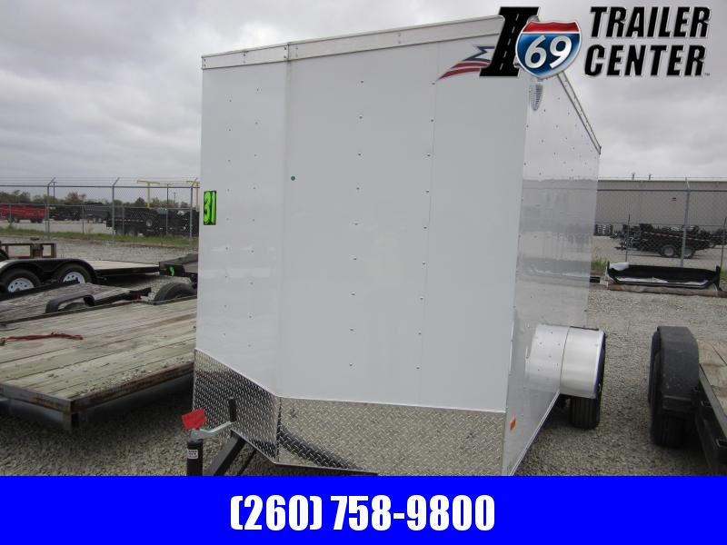 2020 American Hauler Industries AR612SA Arrow Enclosed Cargo Trailer