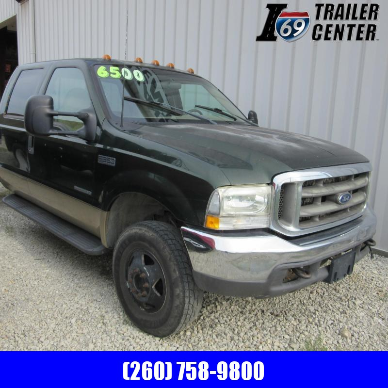 2000 Ford F350 Truck