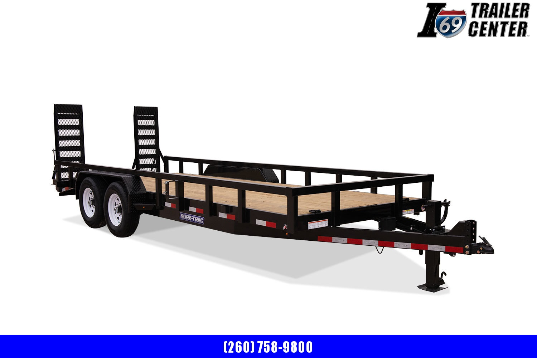 2020 Sure-Trac 7 x 20 Equipment Trailer  16k