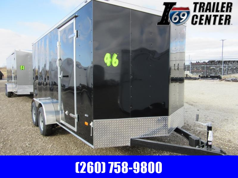 2020 American Hauler Industries 7 x 14 Arrow Enclosed Cargo Trailer