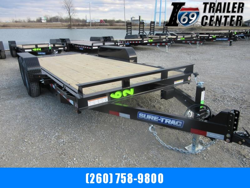 2020 Sure-Trac 7 X 16 Tilt Bed Equipment  14K