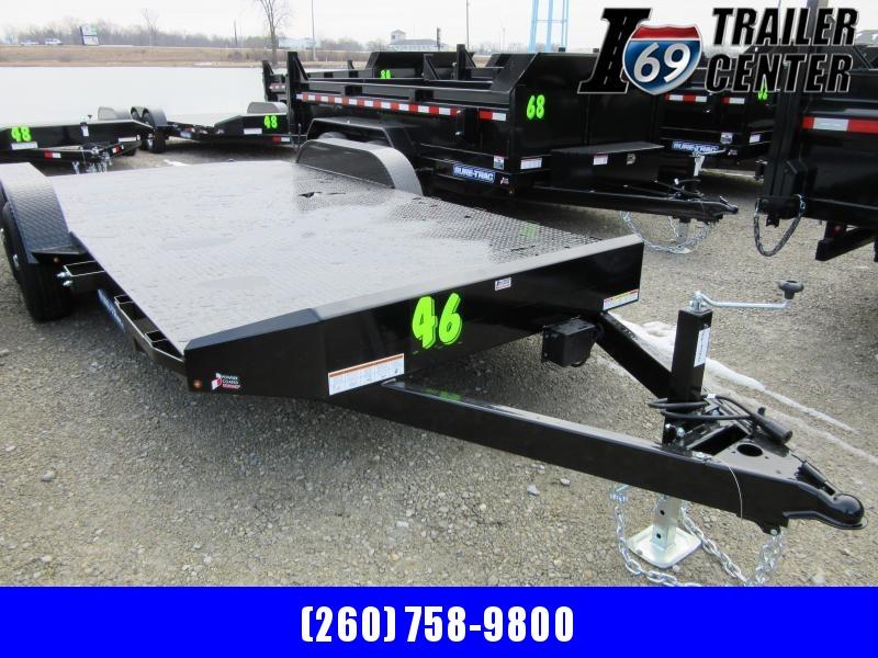2020 Sure-Trac 7 x 18 Steel Deck Car Hauler  10k