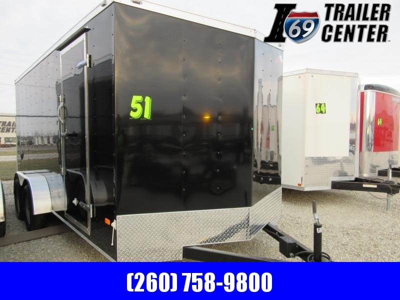2020 American Hauler 7 x 16 American Hauler Arrow model Enclosed Enclosed Cargo Trailer