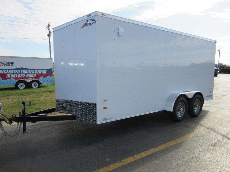 2020 American Hauler ARROW Enclosed Cargo Trailer