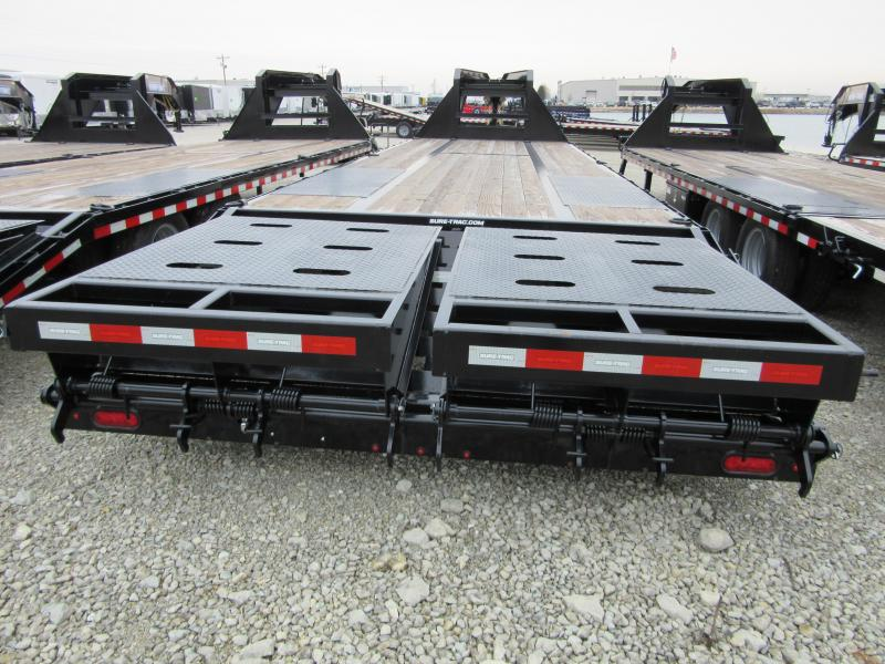 2019 Sure-Trac 8.5x20+5 LowPro Deckover Tandem GN 25.9K