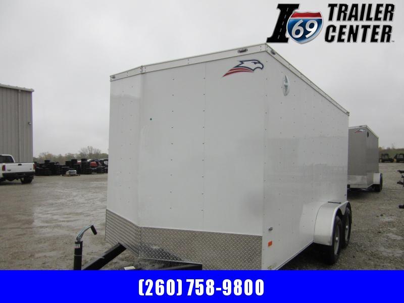 2020 American Hauler Industries 7 x 14 Arrow Enclosed Cargo Trailer