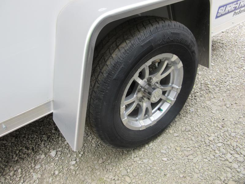 2020 Sure-Trac 5 x 10 Pro Series Wedge Cargo SA