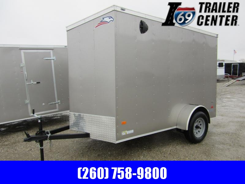 2020 American Hauler 6 x 10 SA Arrow Enclosed Cargo Trailer