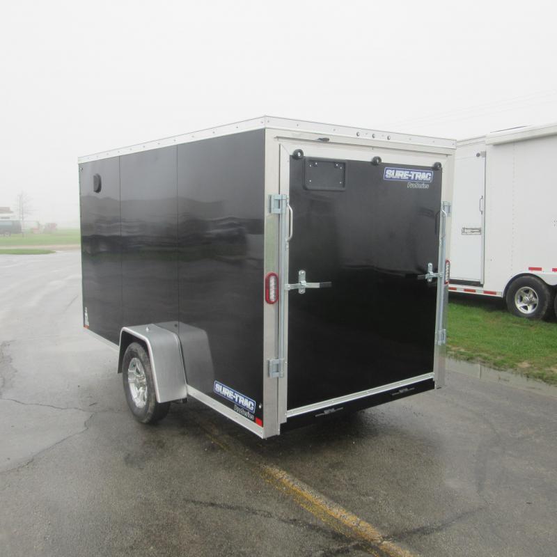 2019 Sure-Trac 6 x 12 Pro Series Wedge Cargo SA