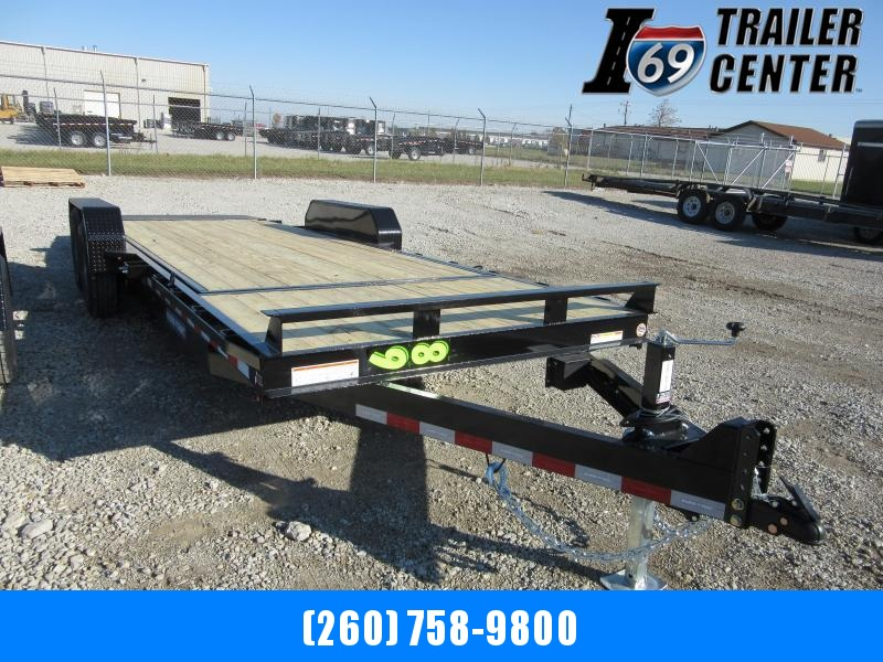 2020 Sure-Trac 82 X 18 4 14K Tilt Bed Equipment Equipment Trailer