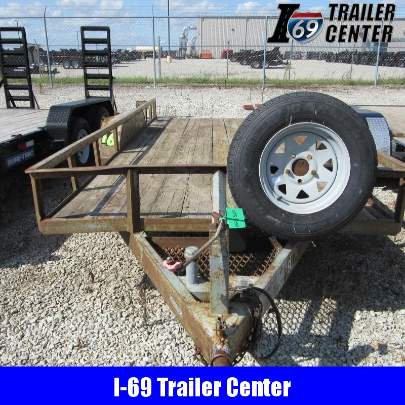 2003 Other 7 x 16 Utility Trailer