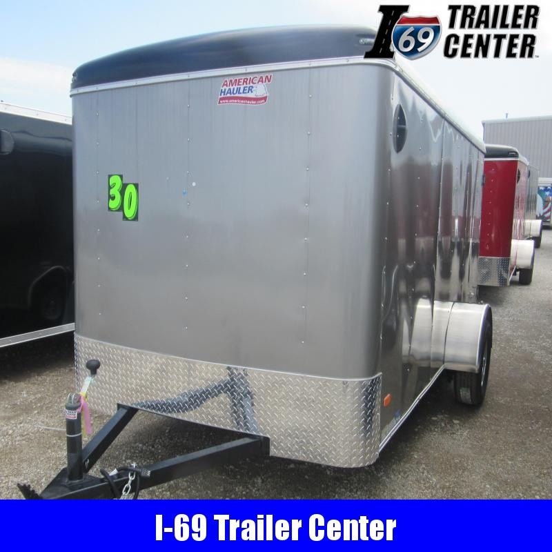 2019 American Hauler Industries 6x12 enclosed Enclosed Cargo Trailer