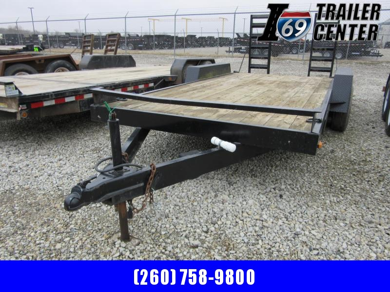 2003 Other 7 x 16 10K equipment trailer Equipment Trailer