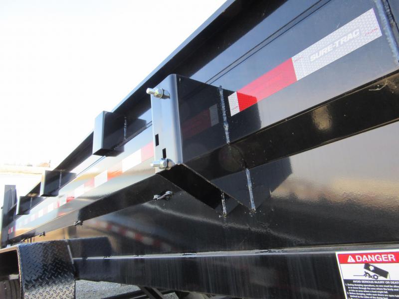 2019 Sure-Trac 82 IN X 14 LProfile 16K Scissor Dump