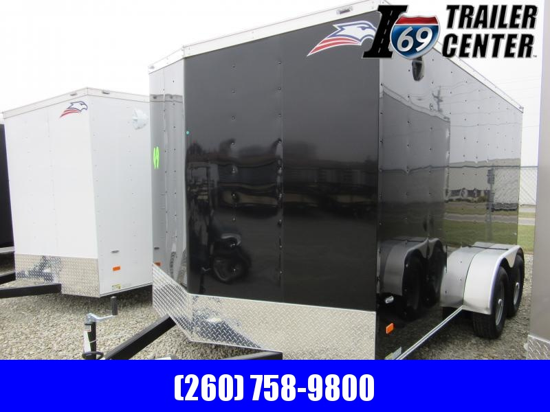 2020 American Hauler 7 X 14 ARROW Enclosed Cargo Trailer