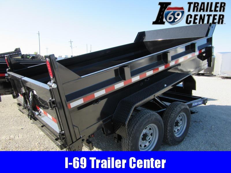 2020 Sure-Trac 72 x 12 dump Dump Trailer